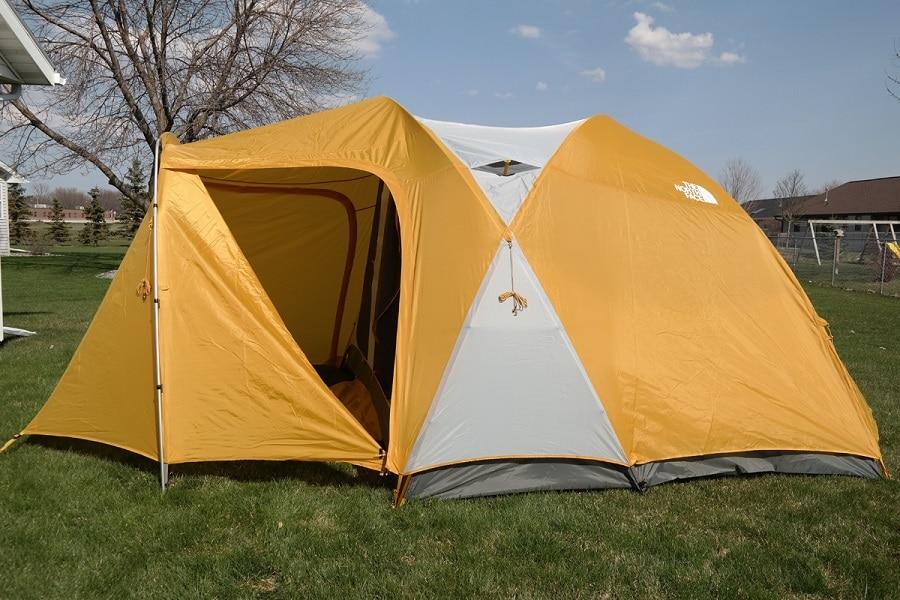 6 Men tent