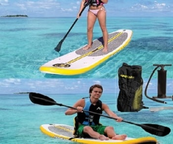 Airhead AHSUP-1 Stand Up Paddle Board