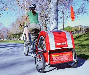 Allen Sports Steel Bicycle Trailer