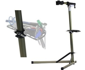 Aluminum Cycle Pro Mechanic Bicycle Repair Stand