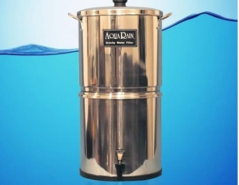 The Best Gravity Water Filter Of 2017 Top Picks Reviews