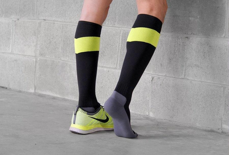 Athletes and Compression Socks