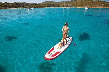 BIC Sport SUP AIR Inflatable Stand-Up Paddle Board