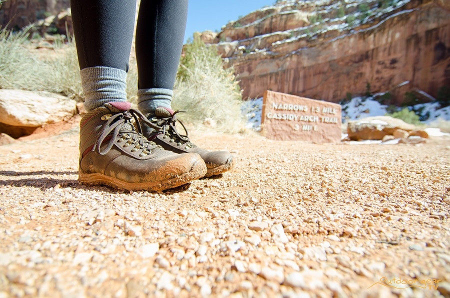 Best Hiking Shoes for Women of 2018: Top Products for the ...