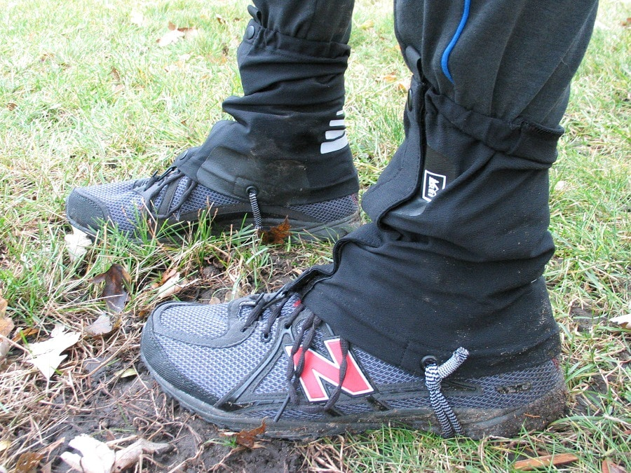Hiking gaiters Desired Activity