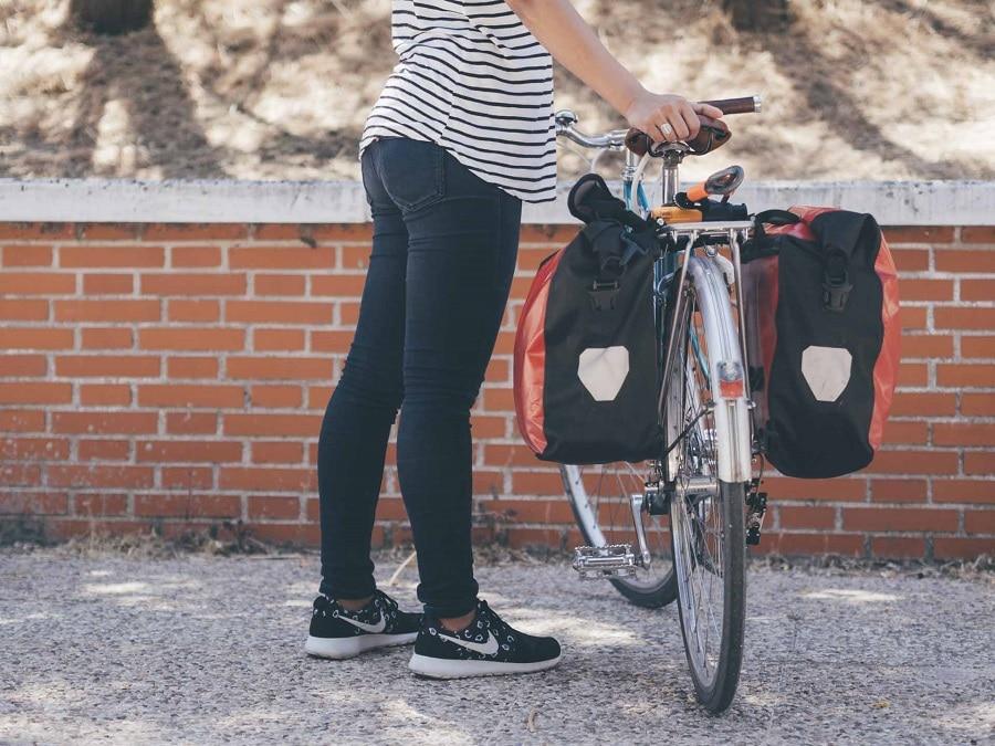 Bike Panniers Attachment
