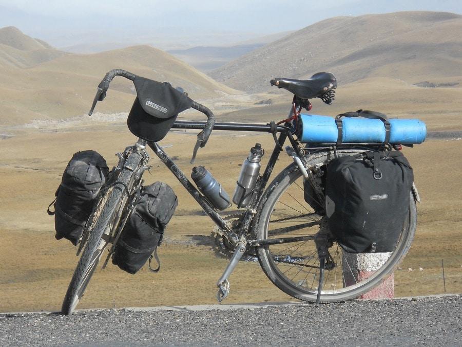 Bike Panniers material