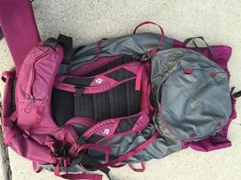Black Diamond Elixir 60 Outdoor Backpack