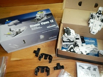 Black Diamond Fritschi Diamir Vipec 12 with Brake