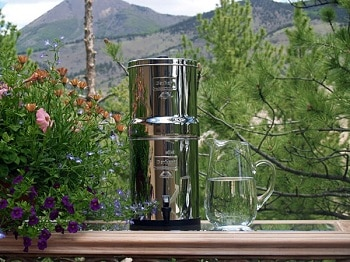 British Berkefeld® Gravity Water Filter