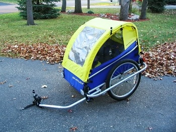 Burley D'Lite Child Bike Trailer