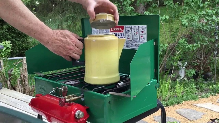 Camping Coffee Maker easy to use