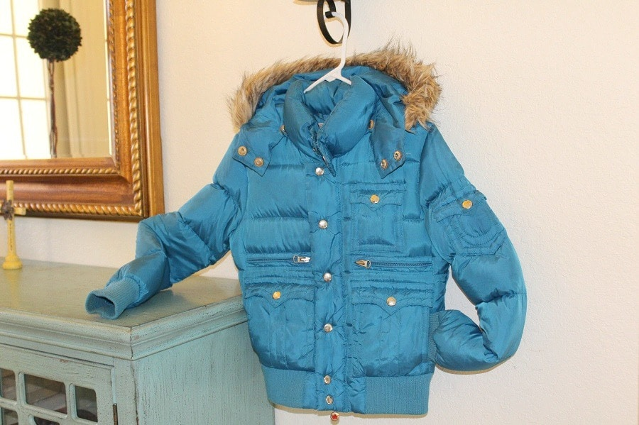 Choose Women's Down Jacket