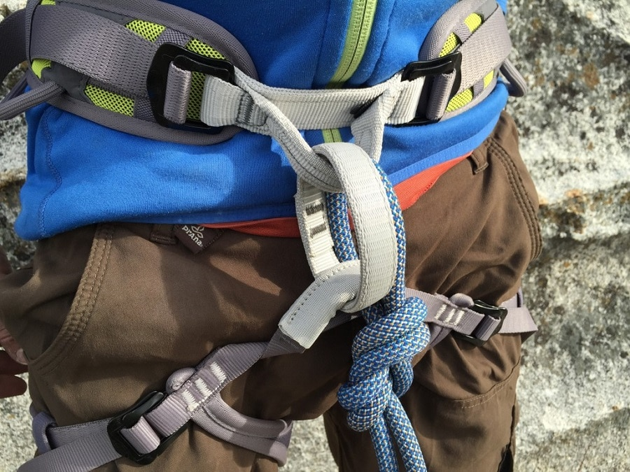 Choose your Climbing harness