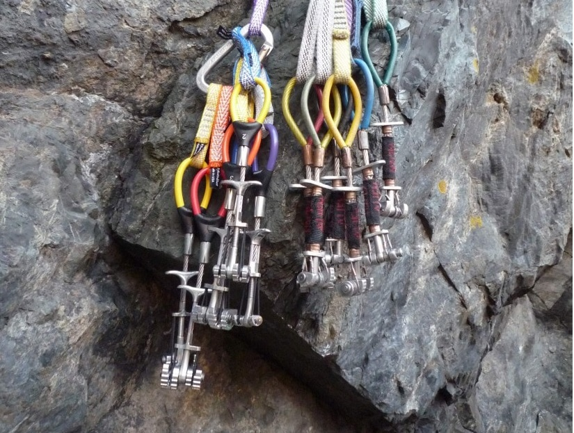 Choose your Climing Cams