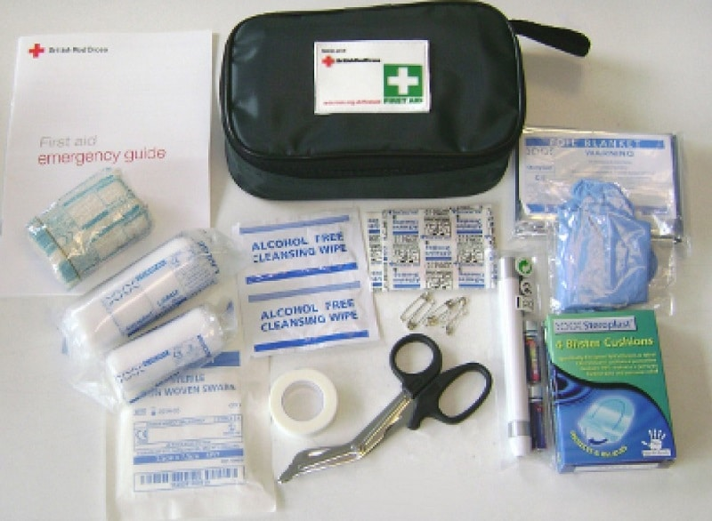 Choose your First aid kit