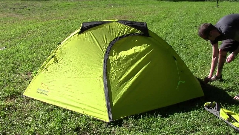 Choose your Solo tent
