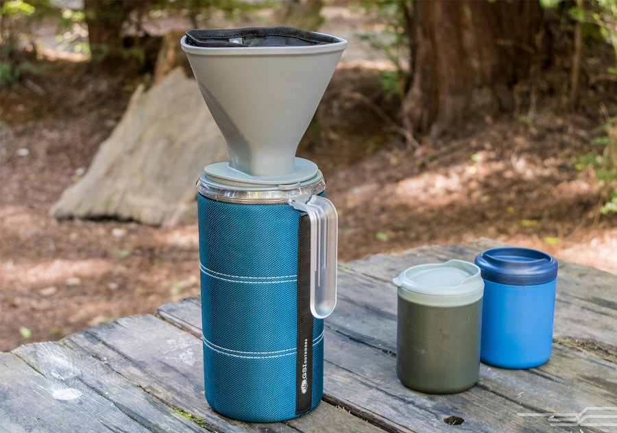 Choose your camping coffee maker