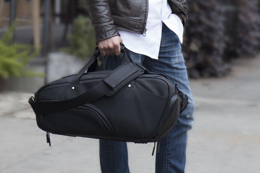Choose your duffel bag