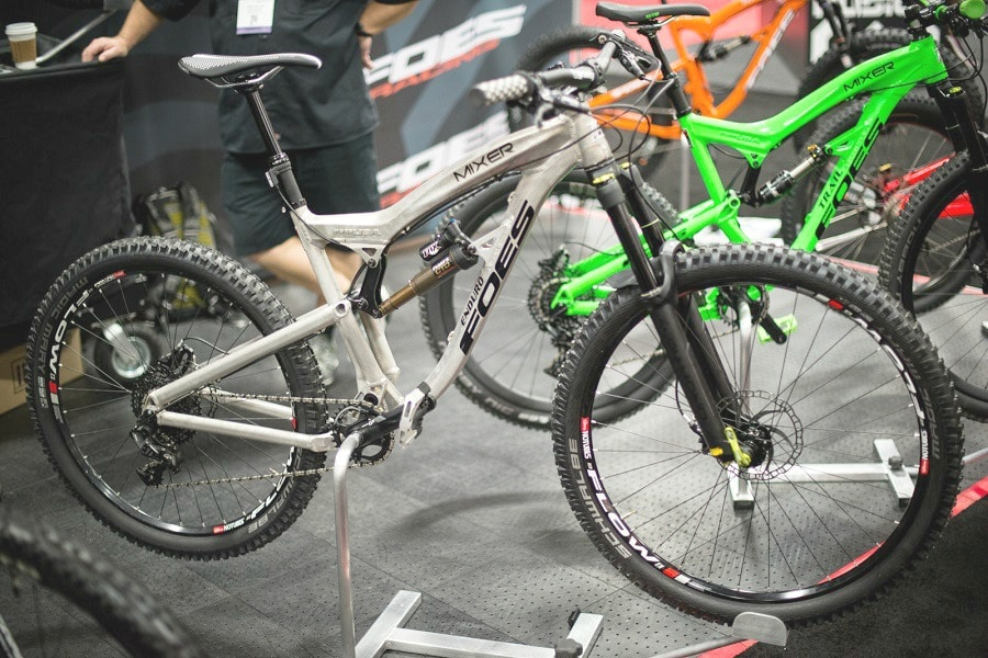 Choose your enduro bike