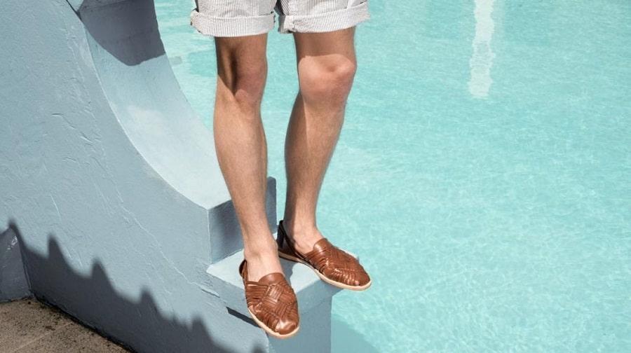 Choose your sandals