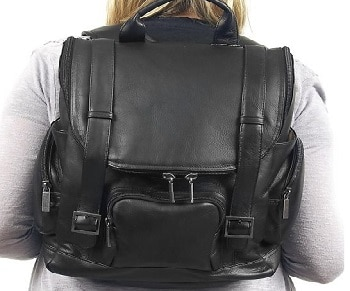 Claire Chase Portifino Computer Back Pack