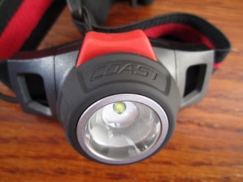 Coast HL7 Focusing LED Headlamp