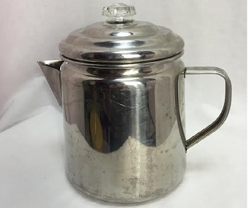 Coleman 12 Cup Stainless Steel Percolator