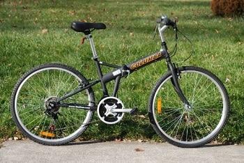 Columba 26 Folding Bike