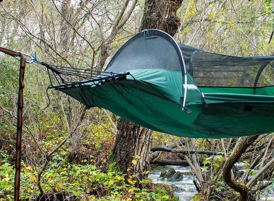 Consider A Hammock Tent