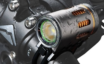 CycleBeam 900 Lumen Bike Light