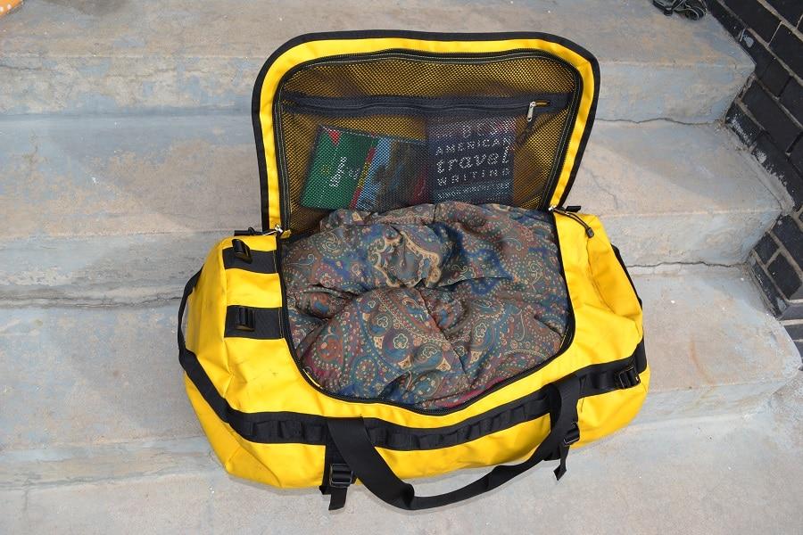 Duffel Bag features