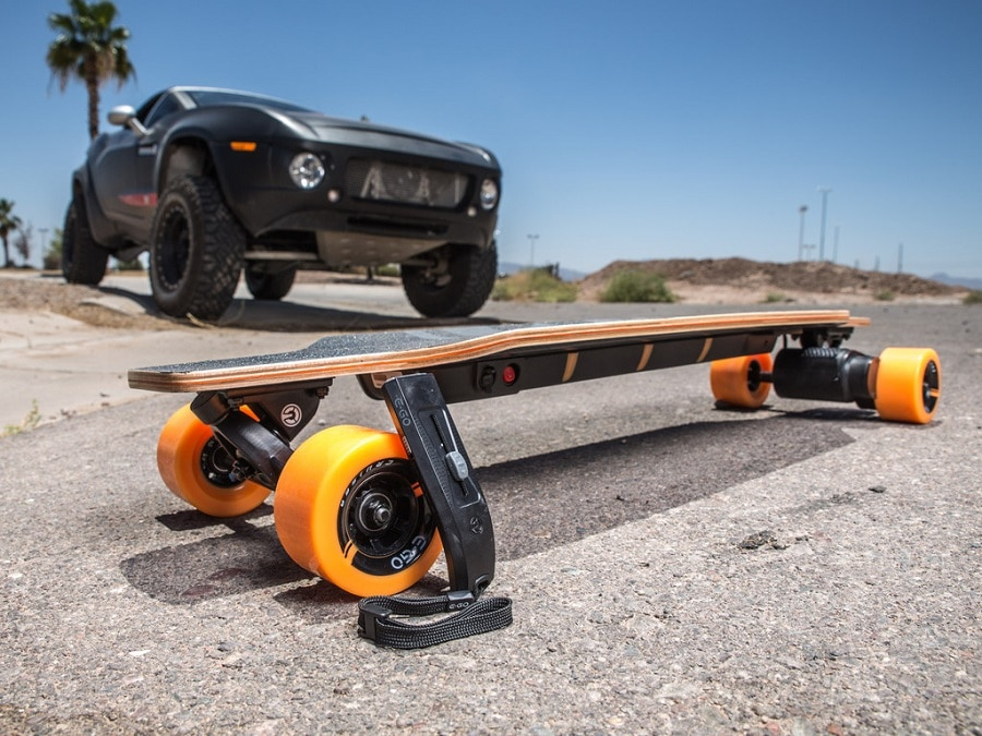 Electric Longboards Are Economical Yet Fun for All Ages