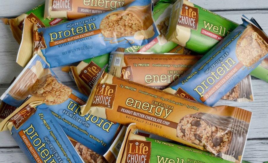Energy Bars taste