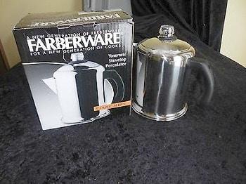 Farberware Classic coffee