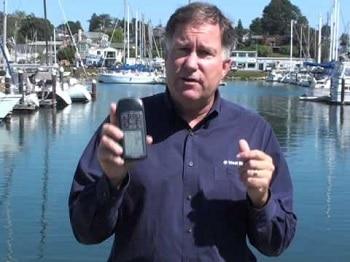 Garmin Waterproof GPS
