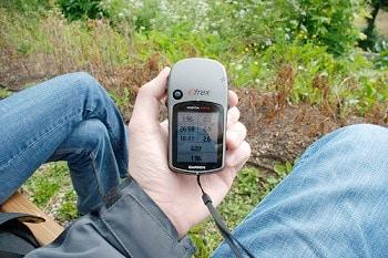 Garmin eTrex Vista C Waterproof Hiking GPS