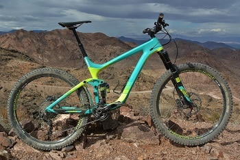 Giant Reign Advanced Mountain Bike