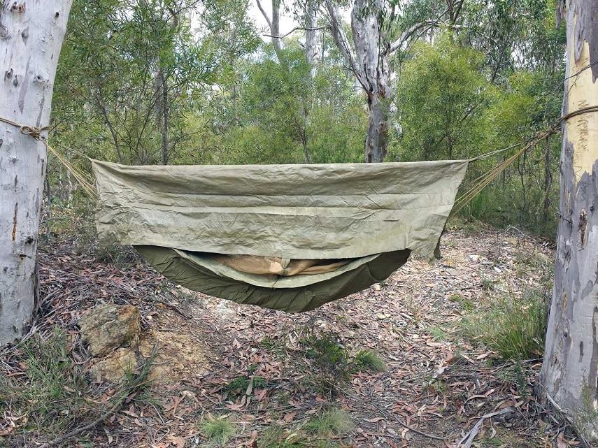 Hammock Tents features