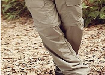 Hanxue Men's Outdoor Fast Drying Pants