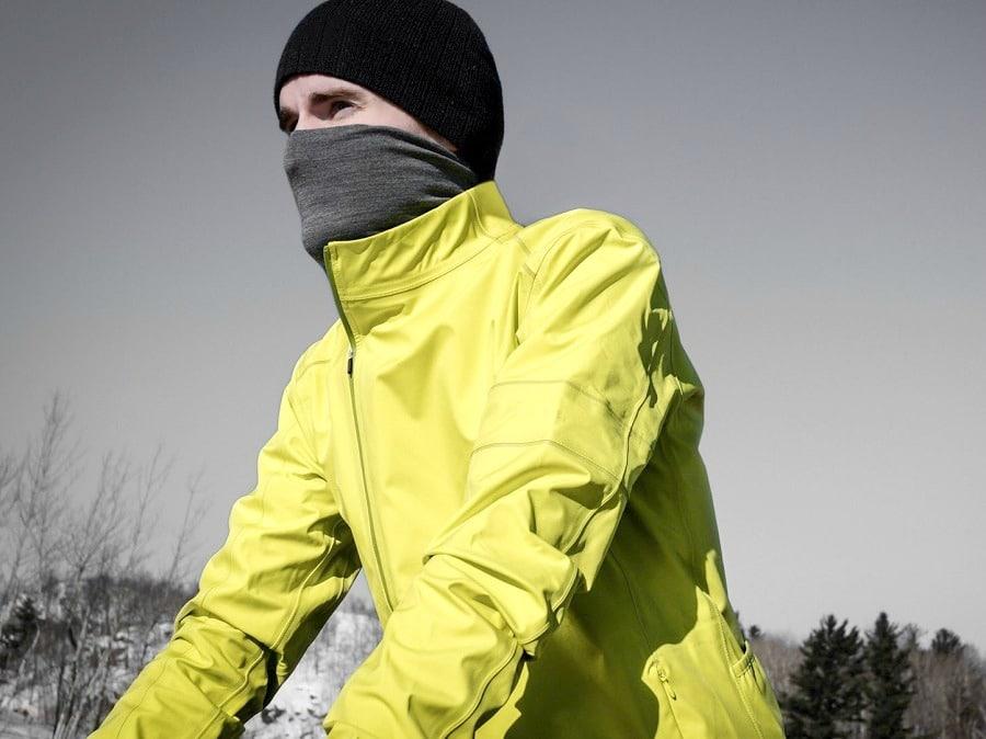 Hardshell Jacket features