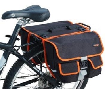 Ibera 2-in-1 Bike Panniers