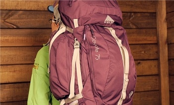 Kelty Women's Coyote 75 Internal Frame Backpack