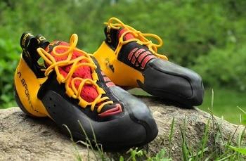La Sportiva Genius Rock Climbing Shoe