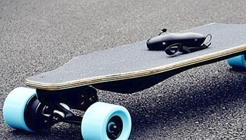 Luoov Electric Skateboard Longboard
