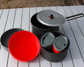 MSR Quick 2 System Cookware Set