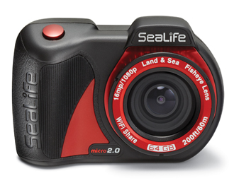 SeaLife Micro 2.0 Digital Camera
