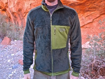 Mountain Hardwear Monkey Man 200 Jacket - Men's