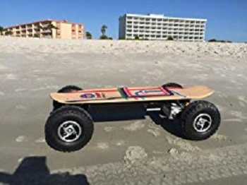 Munkyboards SK-1200BL Remote Controlled Electric Skateboard