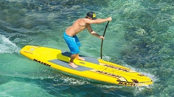 Naish 2015 Glide Air Inflatable Paddle Board